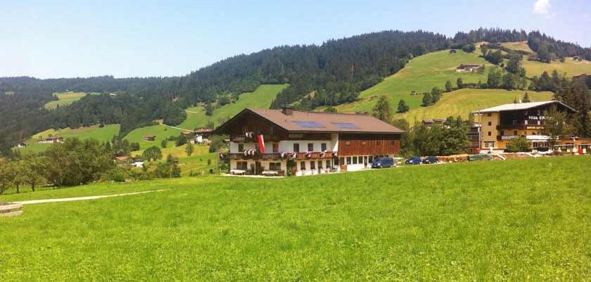 Oberau, The Wildschönau Valley, Austria - Sunshine on fields.jpg